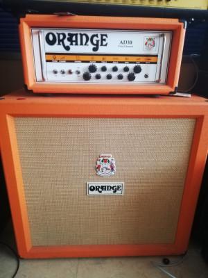 Orange ad30+pantalla ppc 4x12