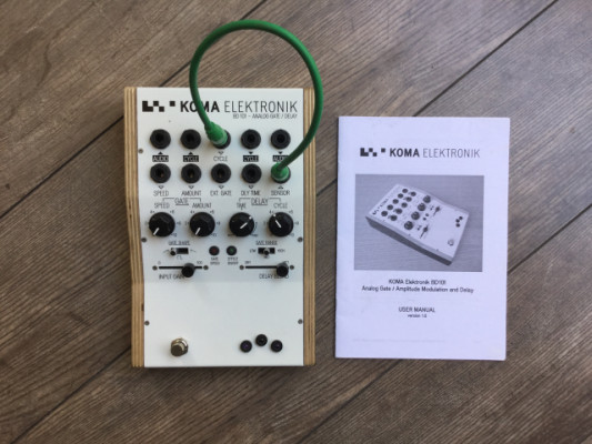 Koma Elektronik BD 101 Analog Gate/Delay.