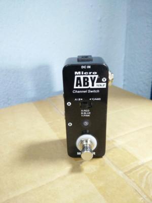 Mooer Micro ABY Box MKII