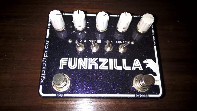 Cambio / Vendo Solidgold FX Funkzilla (rebajado 20€)