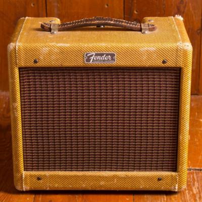 Fender Tweed Champ / Vibrochamp