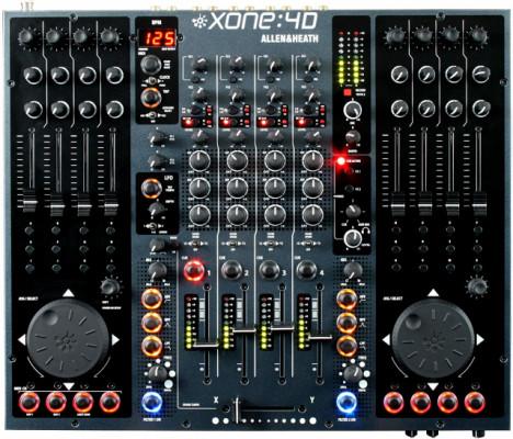 xone4d con dos usos