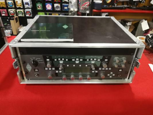 KEMPER Profiling powerack + flightcase