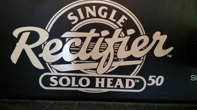 MesaBoogie Single Rectifier (Reservado)