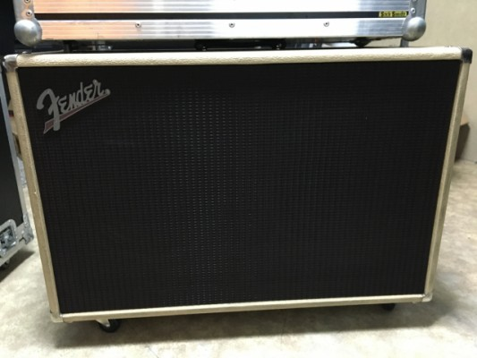 Fender supersonic 2x12