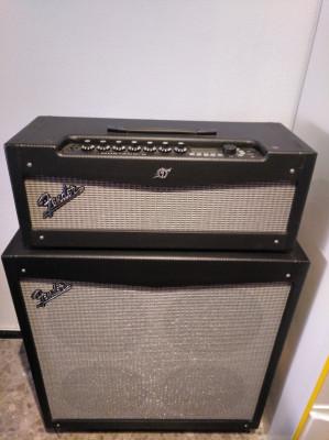 Amplificador Fender Mustang V Cabeza y Pantalla