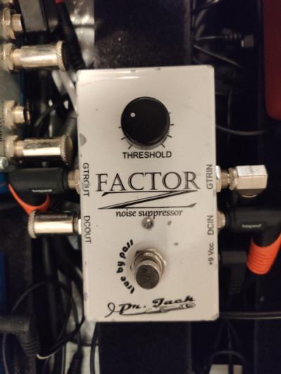 Dr Jack Factor Z ( clon ISP Decimator G-String hecho a mano)