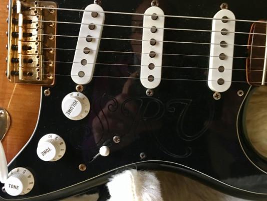 Fender Signature S.R.V. Stratocaster