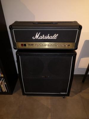 Vendo o cambio por stratocaster Marshall jcm2000