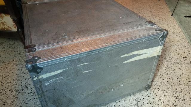 Rack flightcase aluminio 8 unidades