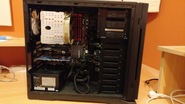 Vendo PC I7
