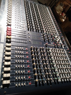mesa soundcraft lx7