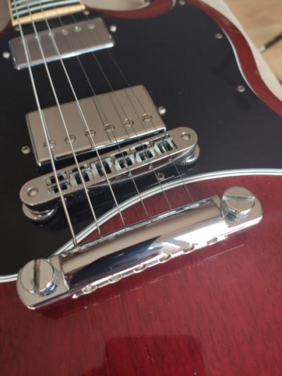 Gibson SG Standard Cherry 2011
