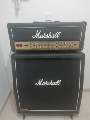 Vendo Marshall JVM 410H y Caja 1960 lead