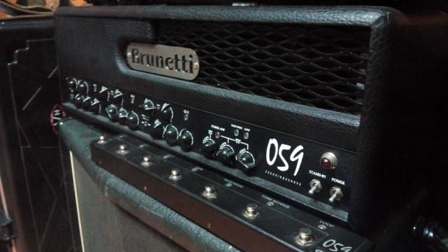 Brunetti 059 + flight case