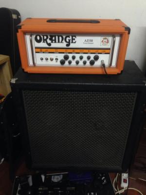 Orange ad30 htc + engl 412 vintage30