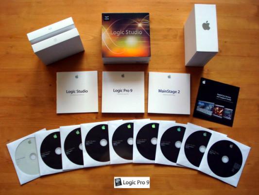Logic Pro 9 (estado como nuevo)