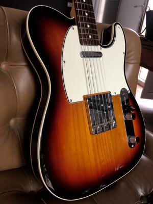 Fender custom 62 telecaster japan mij