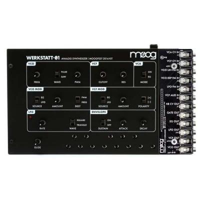 Moog Werkstatt-01 cv + expander kit