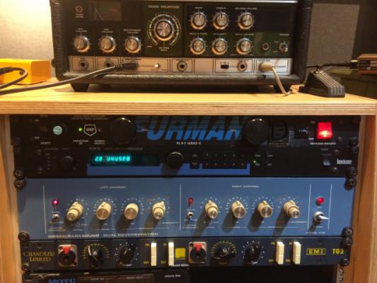 ORBAN 111B  dual reverb