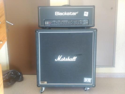 BLACKSTAR HT 100 + MARSHALL MR1960 B DISPONIBLE PARA ENVIO