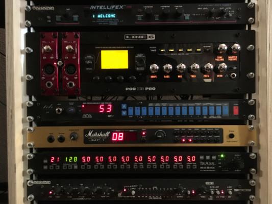 Mesa/Boogie Triaxis V2 Phat Mod