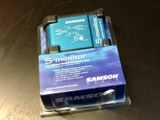 Samson S·monitor