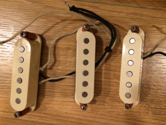Pastillas Fender SCN Samarium Cobalt Noiseless