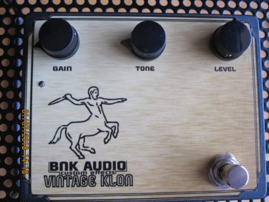 Vintage Klon (Klon Centaur) de BNK