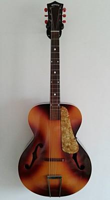 REBAJA! acustica vintage Kamico arch top años 60 importada de USA