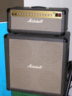 Amplificador Marshall JTM 60