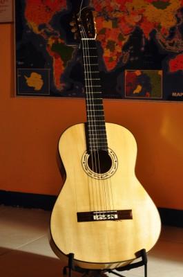 Guitarra Flamenca Arcadio Marín