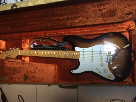 Fender strato zurdo american vintage 56