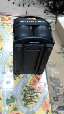 equipo de sonido compacto voice system