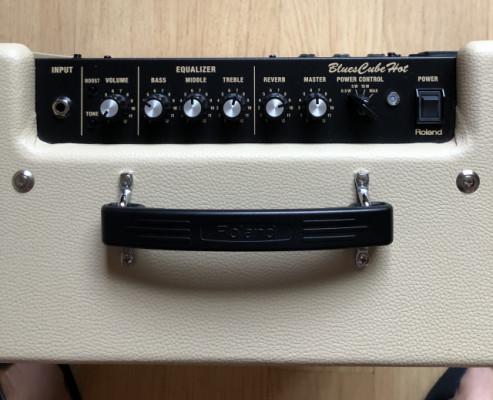 Roland Blues Cube 30W - como nuevo!