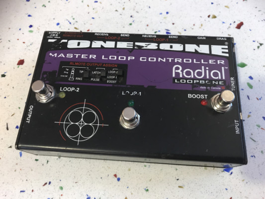 Radial Tonebone Loopbone