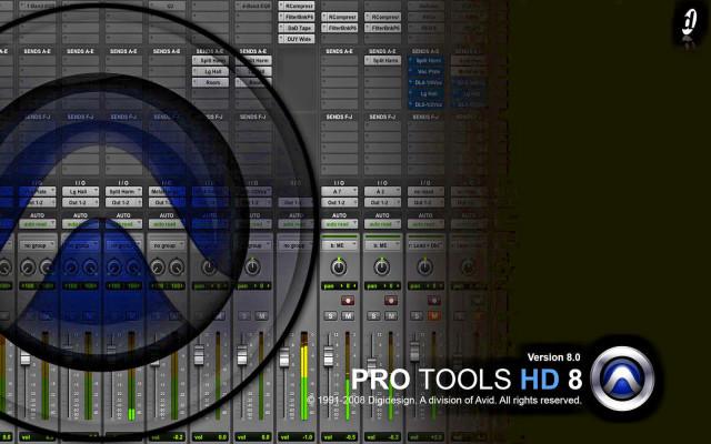 PRO TOOLS HD 2 SISTEMA COMPLETO GRABACION AVID Digidesign MAC OSX