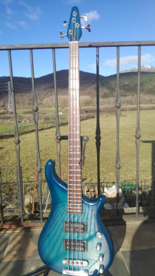 Vendo-Cambio Tune Supernova Zi-42 Blueburst