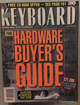 Revistas americanas key boards