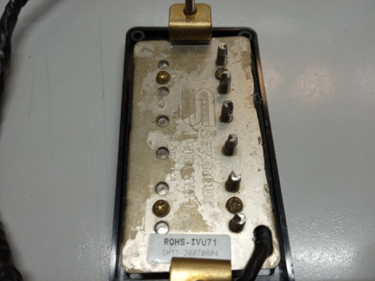 Pastillas Seymour Duncan SH11 Custom Custom