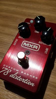MXR Custom Badass 78 Distortion. Venta o Cambio