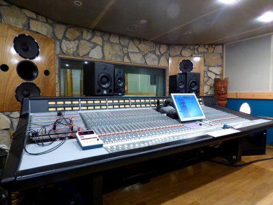Rockaway Studios, estudios de grabacion, mezcla, mastering.