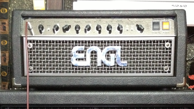 Cabezal ENGL Screamer 50
