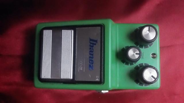TS9 Ibanez Tube Screamer