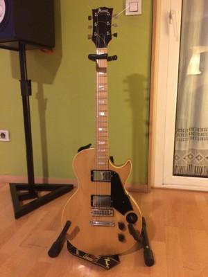 Guitarra Ibáñez años 70.
