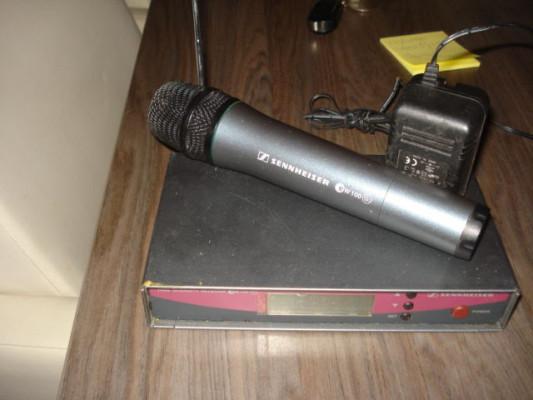Microfonia inalámbrica