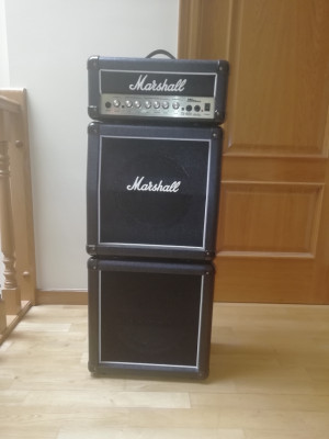 Marshall Mg15 MSII mini stack