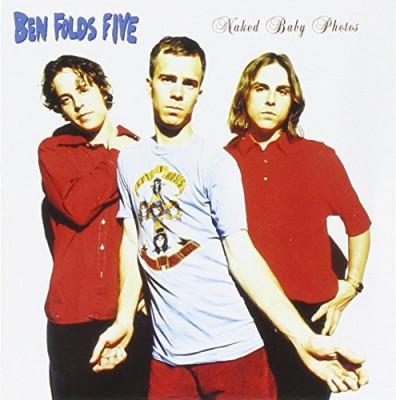 "Ben Folds Five ""Naked Baby Fotos"" CD"