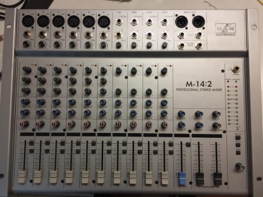 Mesa de mezclas DAS M-14:2