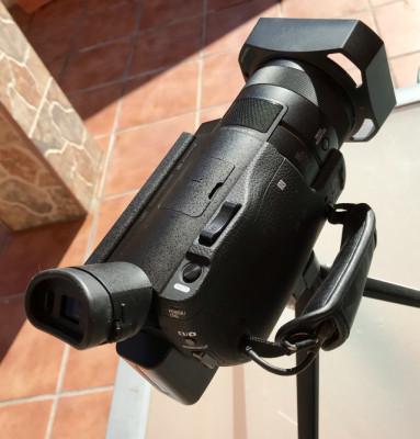 Sony Videocámara 4K FDR-AX100